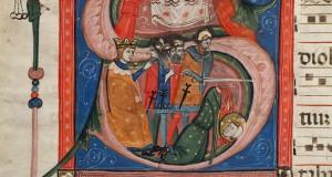 Codici miniati fra Medioevo e Rinascimento in mostra al Palazzo de' Mayo di Chieti