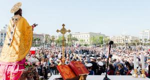 San Nicola e la Sagra di Maggio 2015.  Il fotoracconto di Ferruccio Cornicello fra riti religiosi e civili per il santo patrono di Bari