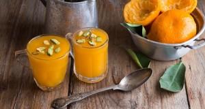 Gelo di mandarino, raffinato dessert siciliano