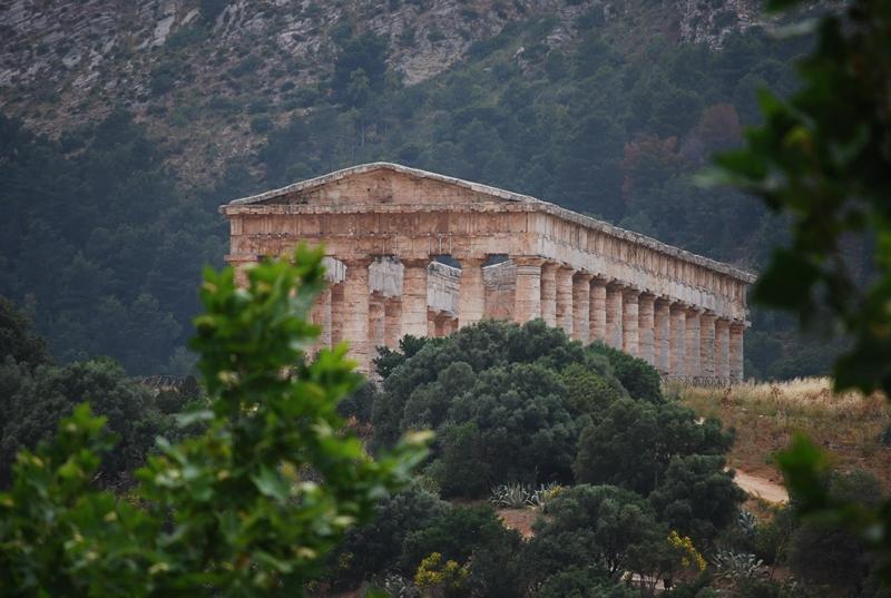 Tempio di Segesta, Calatafimi (Trapani) - Ph. Maurobrock | ccby2.0