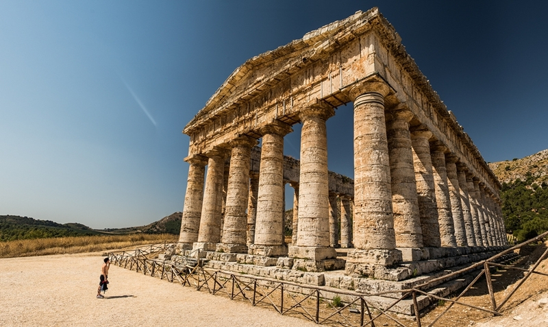 Tempio di Segesta - Ph. Fernando Garcìa Redondo | ccby2.0