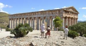 Nuova scoperta a Segesta, sito archeologico che da secoli fa sognare l'Europa