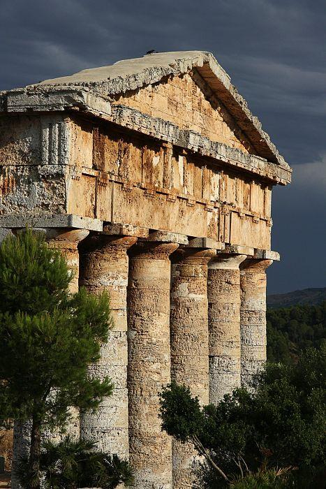 Tempio di Segesta (part.)
