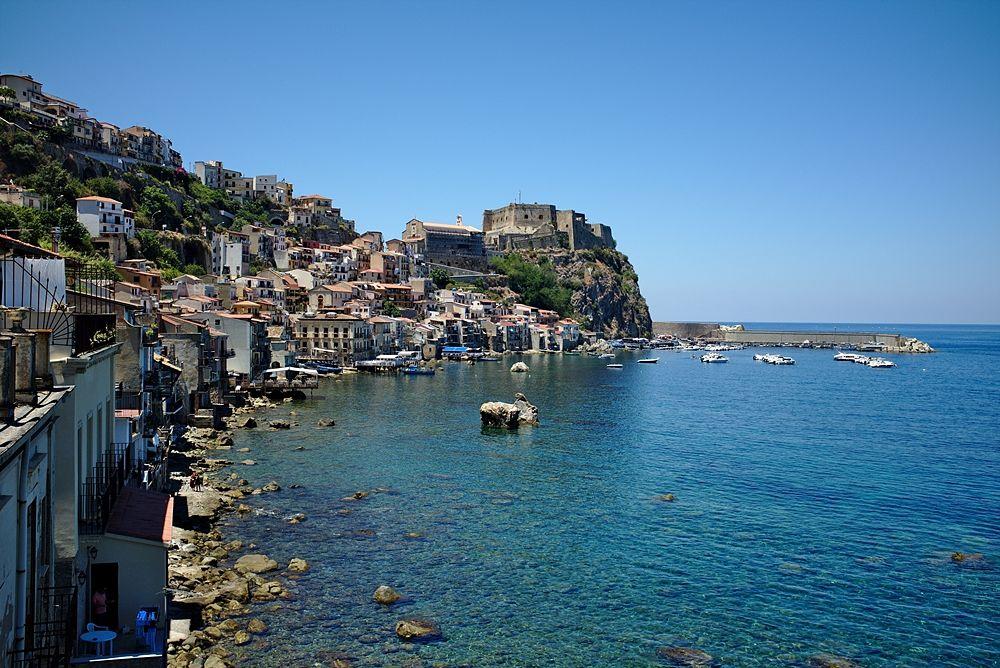 Veduta di Scilla (Reggio Calabria) - Ph. Alexander van Loon | ccby-sa2.0