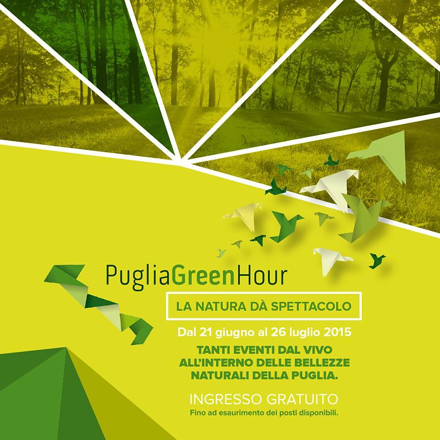 Puglia Green Hour
