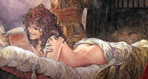 Le Stanze del Desiderio. In mostra a Bari la seducente arte fumettistica di Milo Manara