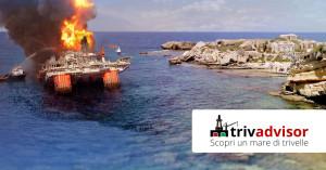NO ad un mare di trivelle! L'appello di Greenpeace contro l'assalto petrolifero ai mari italiani. Firma la petizione!
