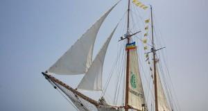 La Goletta Verde di Legambiente in Puglia. In agenda: depurazione, trivellazioni petrolifere, sostenibilità ambientale