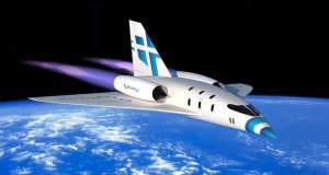 Nasce a Napoli il superaereo Hyplane. Permetterà di andare da Roma a New York in due ore