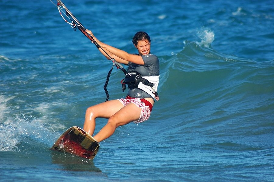 Kitesurfing - Ph. Willtron | CCBY-SA2.0