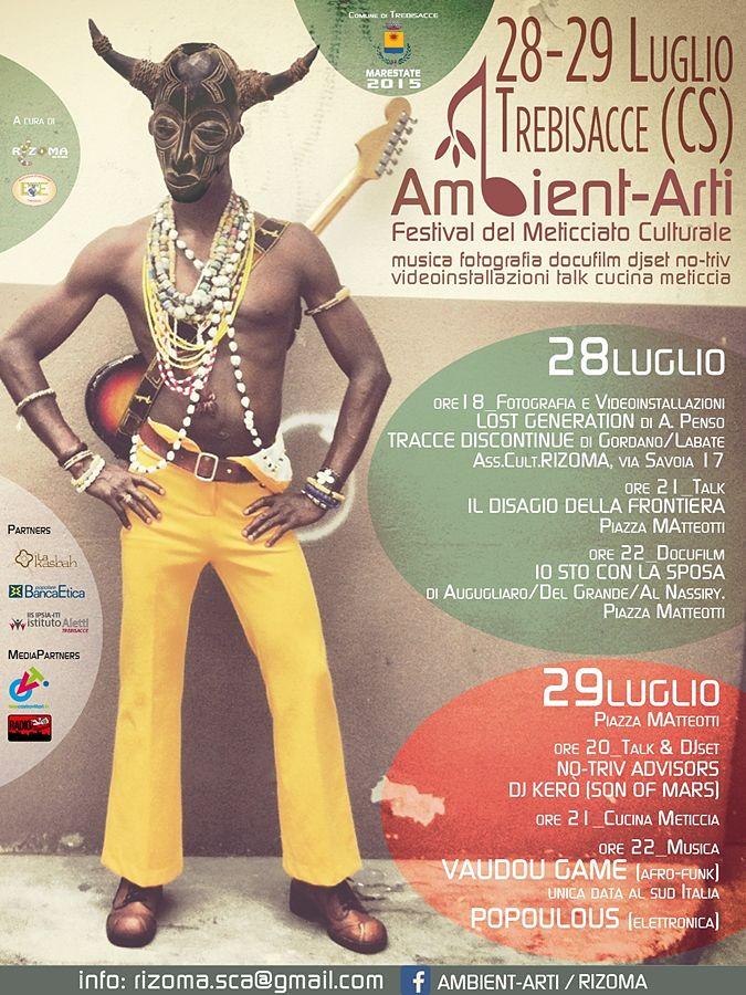 Ambient-Arti Festival (28-29 luglio 2015)