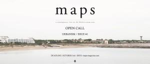 In arrivo on line il primo numero del magazine MAPS, uno sguardo contemporaneo sul Mediterraneo