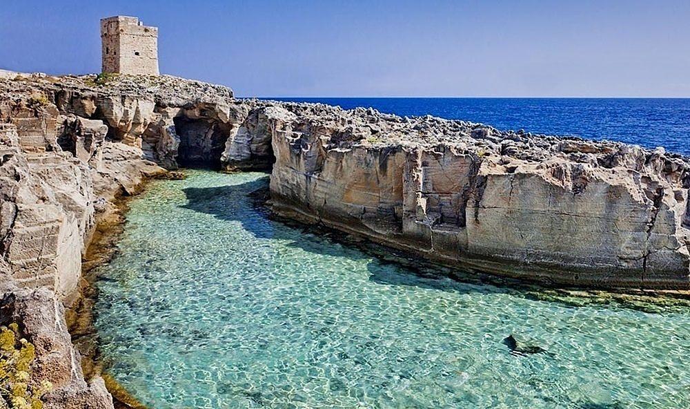 Puglia - Piscina naturale di Marina Serra, Tricase (Lecce)