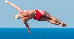 A Polignano gli spettacolari tuffi del Red Bull Cliff Diving World Series 2015: Photo gallery 12 settembre
