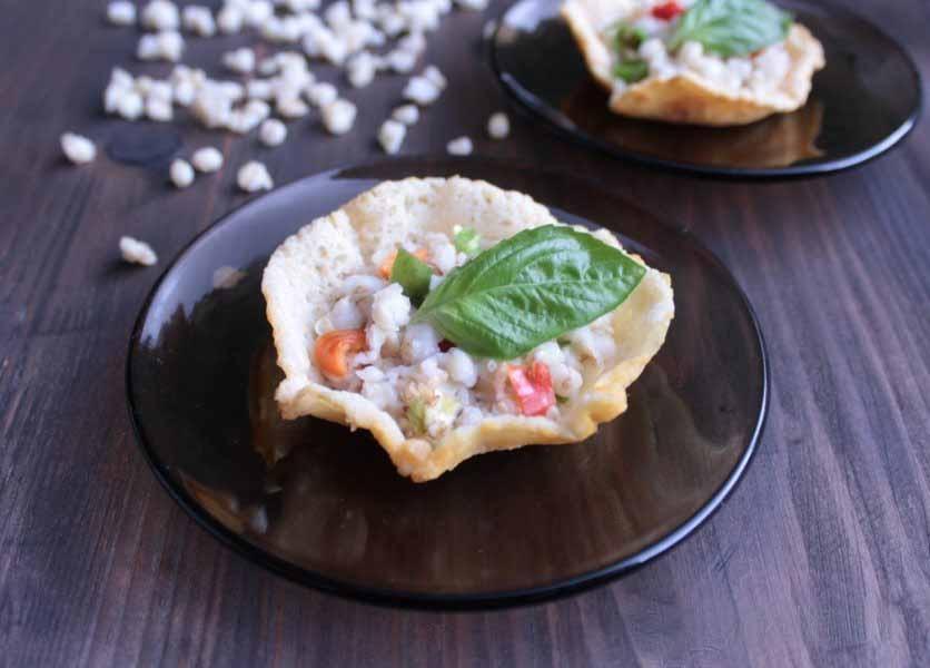 Cuccia alle verdure piccanti - Ph. Anna Laura Mattesini