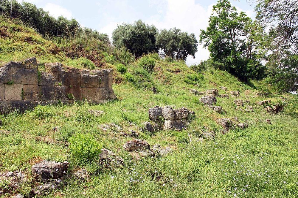 Le mura di Hipponion, Vibo Valentia - Ph. Silvio Gatto
