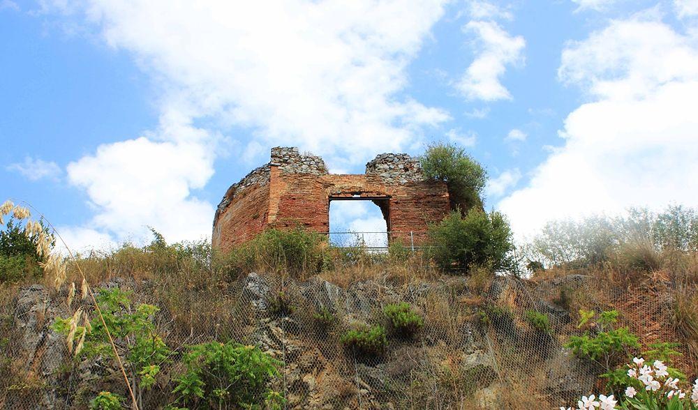 Il Mausoleo Romano di Corella, Diamante (Cosenza) - Ph. Silvio Gatto