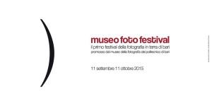 Museo Foto Festival: arriva a Bari il primo Festival della Fotografia