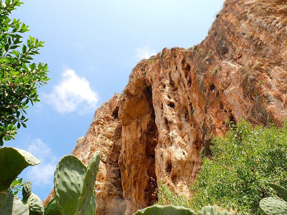"""Sicilia - Particolare della Grotta Mangiapane, Custonaci (Trapani) - Ph. Decio """"desmodex""""   CCBY-SA2.0"""