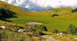 Un laghetto sul Pollino, nelle parole di Norman Douglas e nelle immagini di Stefano Contin