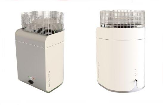 RevOILution, il kitchen robot che permette di produrre l'olio d'liva in casa