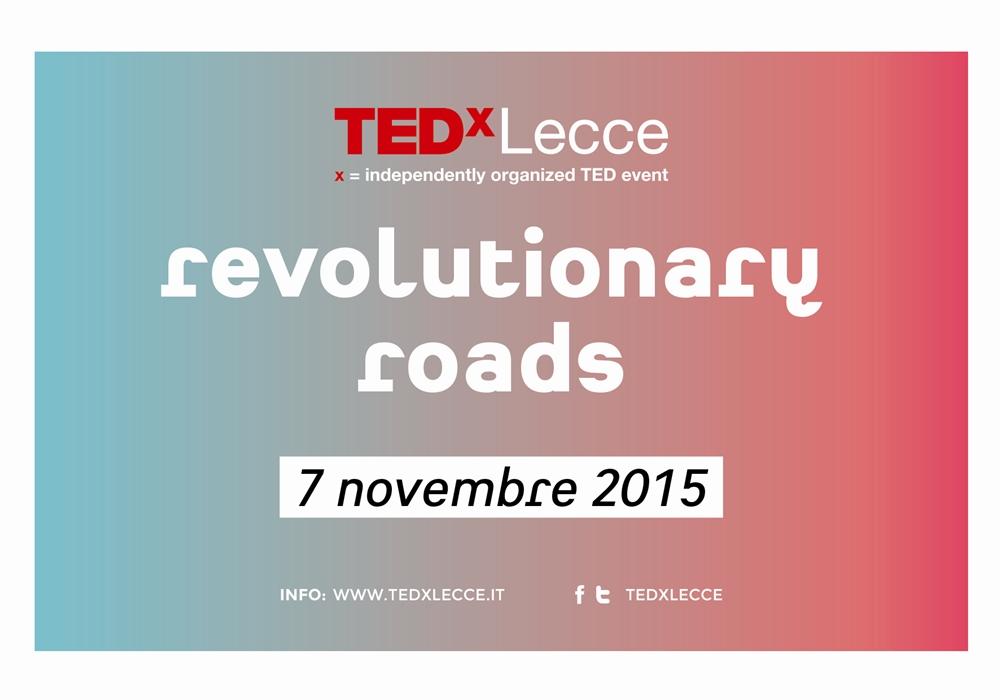 TEDx Lecce 2015