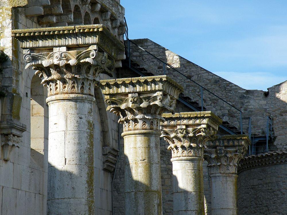 Basilicata - Particolare del Complesso della Santissima Trinità di Venosa (Potenza) - Ph. Angela Capurso