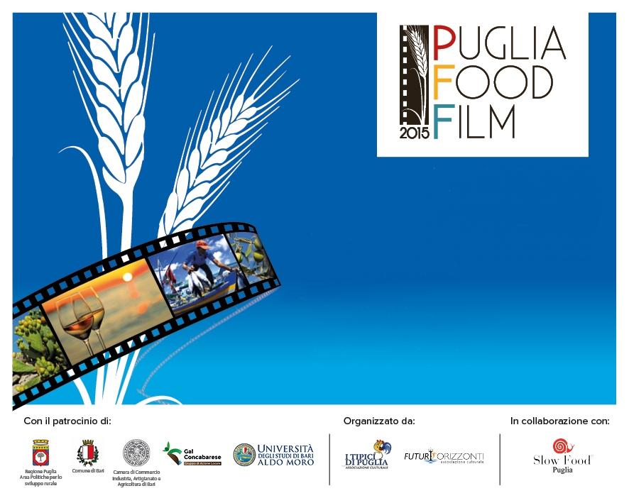 Puglia Food Film | Bari 6-7-8 Ottobre 2015