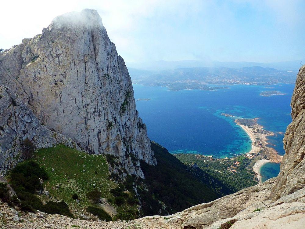 Sardegna - Sulla cima dell'Isola di tavolara, Olbia (Olbia-Tempio)