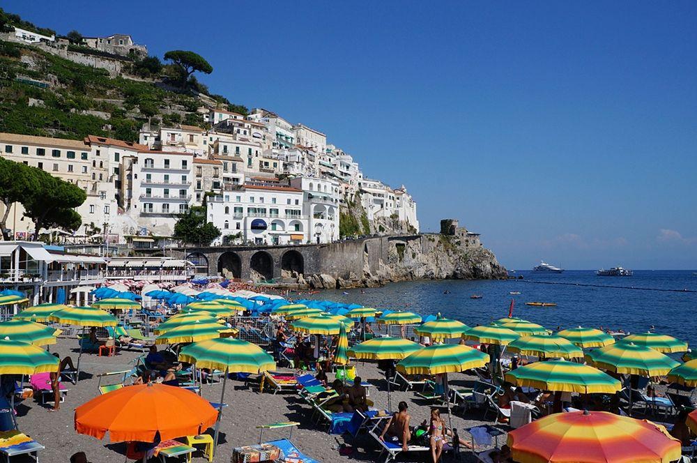 Campania - Amalfi (Salerno) - Ph. Leandro Neumann Ciuffo | CCBY2.0