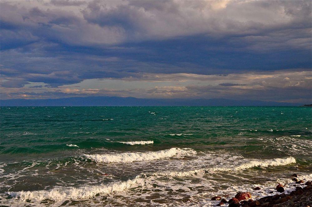 Autunno sul Mar Jonio, Trebisacce (Cs) - Ph. © Stefano Contin