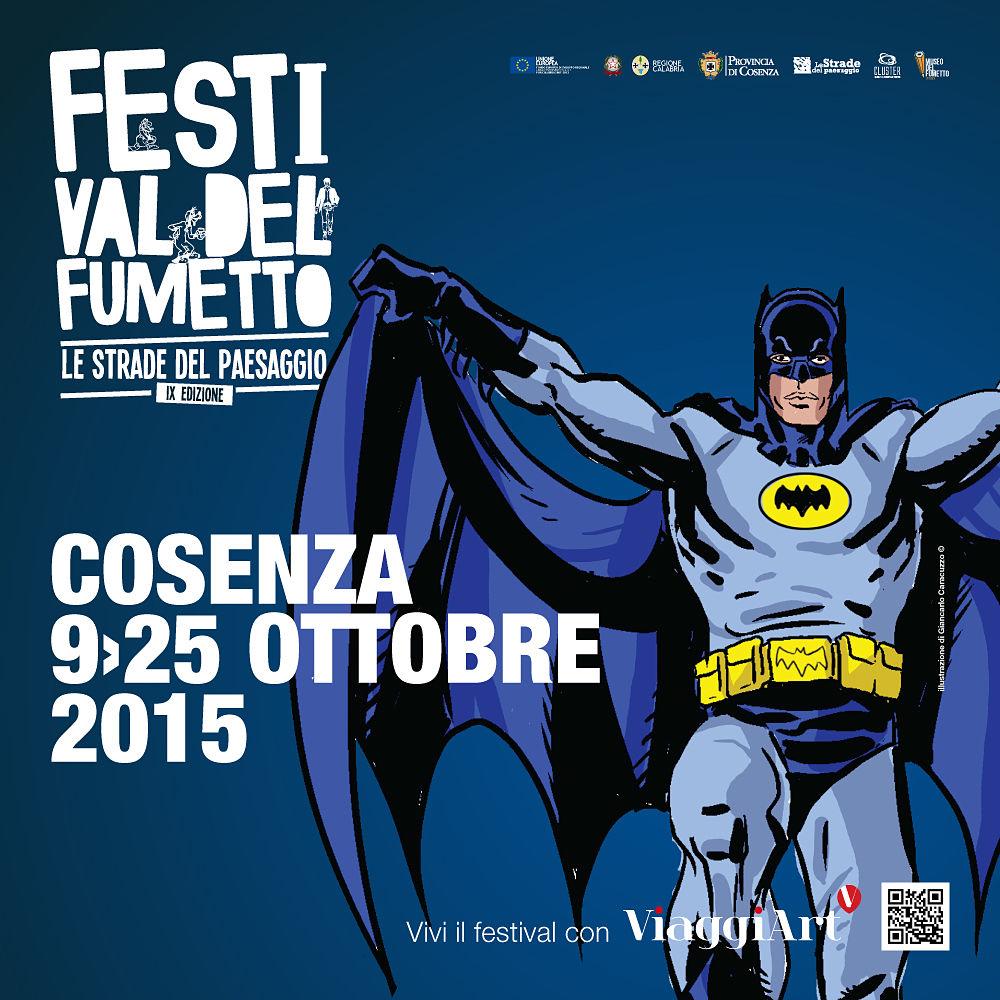 IX edizione Festival del Fumetto Le Strade del Paesaggio