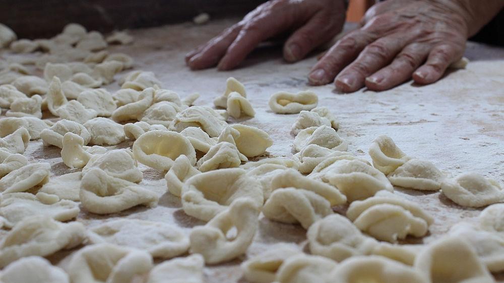 Puglia - Orecchiette fresche, Bari - Ph. Giuseppe Masili | CCBY2.0