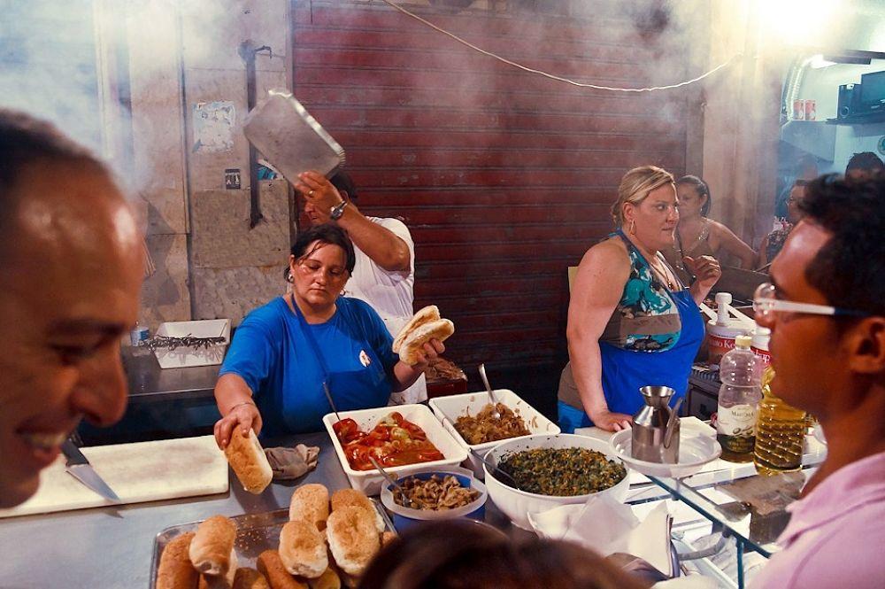 Sicilia - Street food a Palermo - Ph. Montecruz Foto | CCBY-SA2.0