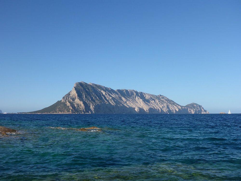 Veduta dell'Isola di Tavolara - Ph. Luca Sbardella | CCBY2.0