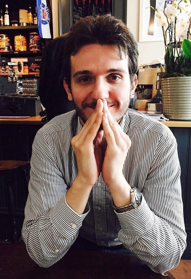 Giovanni A. Travaglino, il giovane ricercatore italiano fra gli organizzatori del simposio presso l'Università del Kent
