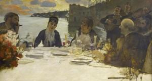 La poesia della tavola. Capolavori di grandi artisti fra '800 e '900 in mostra a Bari nel foyer del Petruzzelli