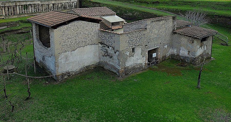 Una delle ville romane di Boscoreale (Na) - Ph. Carlo Mirante | CCBY2.0