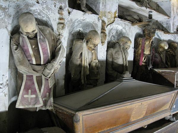 Cripta dei Cappuccini, Palermo