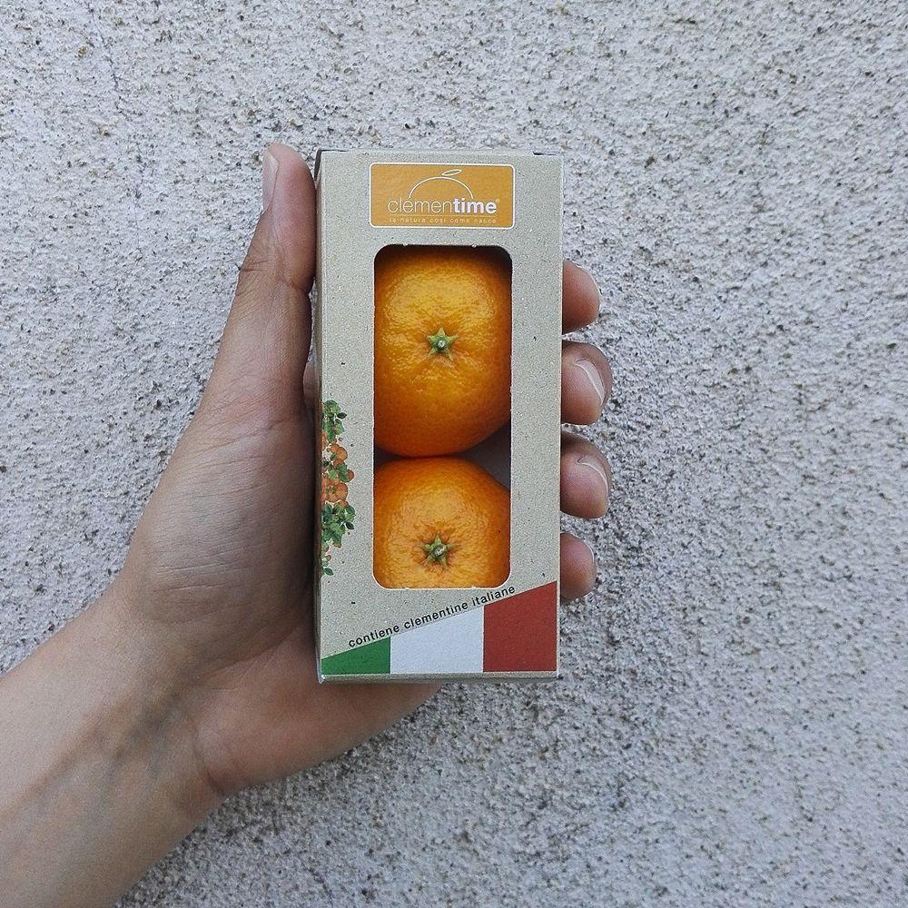 Clementime, il packaging che fa la differenza