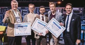 Il pugliese Domenico Colucci premiato a Helsinki come miglior giovane imprenditore web dell'anno