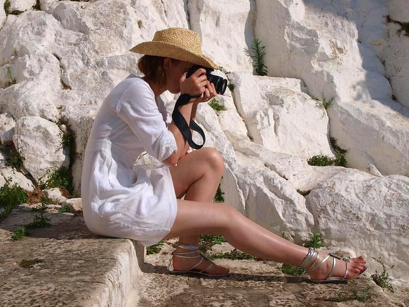 Puglia - Per le vie di Ostuni (Br), la città bianca - Ph. Raymond Tang | CCBY2.0