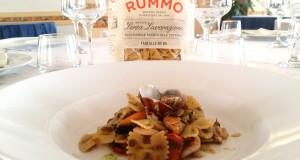 #SaveRummo: l'omaggio dello chef Pietro Acciardi al pastificio campano colpito dall'alluvione di ottobre