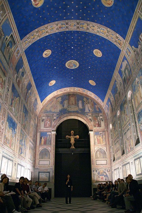 La Cappella degli Scrovegni di Padova riprodotta a grandezza naturale, Otsuka Museum - Image source