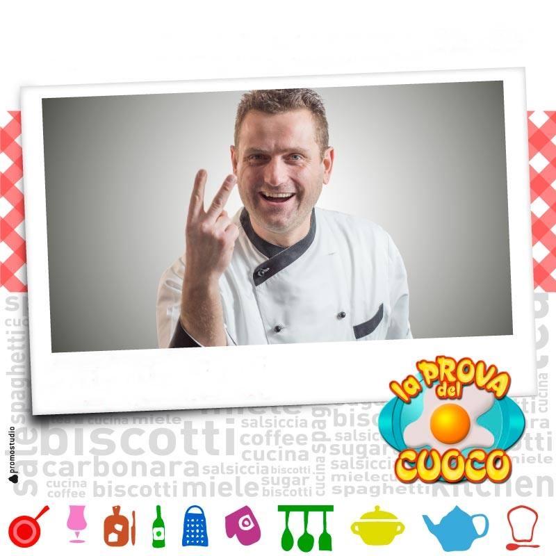 Lo chef Maurizio Altamura