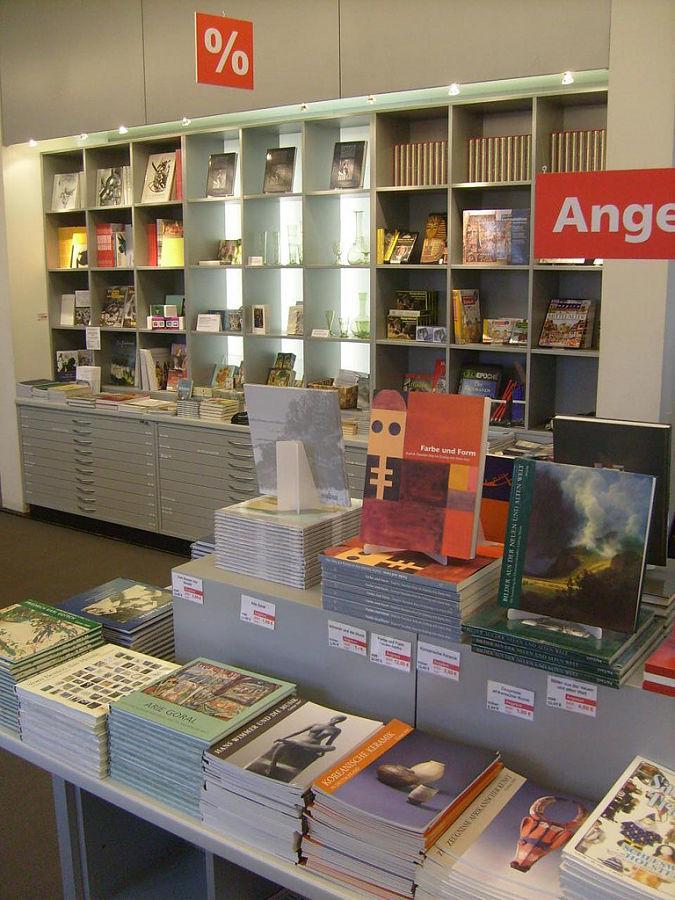 Bookshop al museo - Ph. Thomas Kohler | CCBY2.0