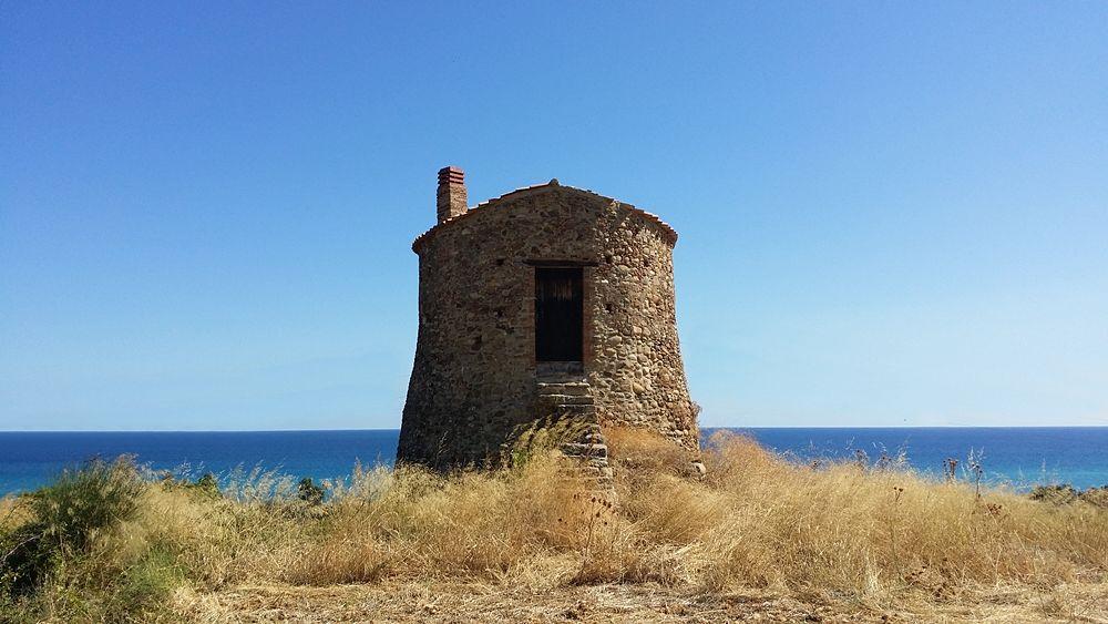 Calabria - Torre Santa Tecla, Crosia (Cosenza)