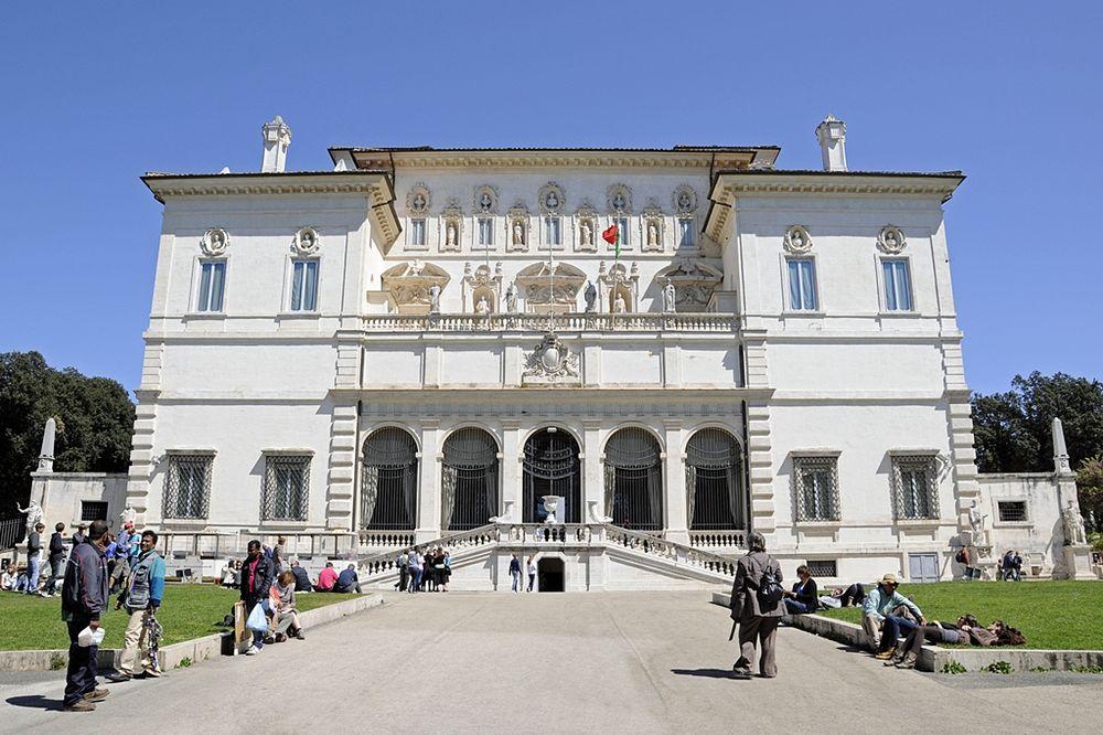 Galleria Borghese, Roma - Ph. SonofGroucho | CCBY2.0