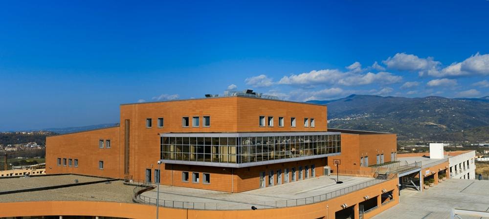 Calabria - Un'immagine del Calpark, il Parco Scientifico e Tecnologico della Calabria, Arcavacata (Cosenza) - Ph. TechNest