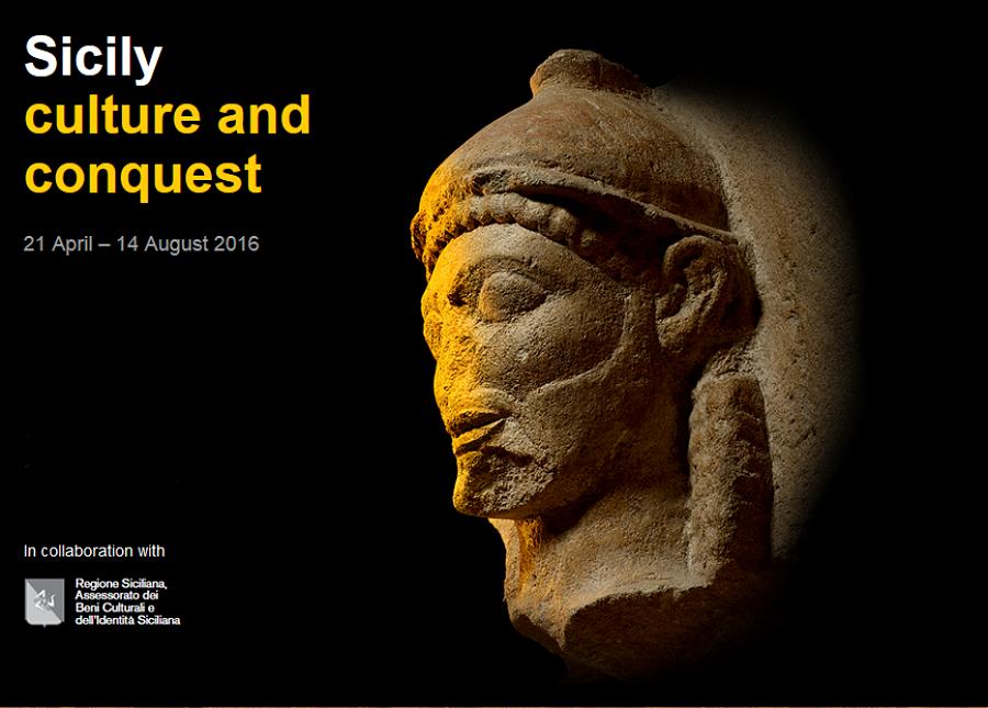 Il manifesto della mostra - Ph. British Museum